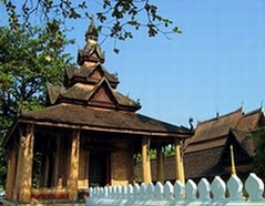 Buddhist temples a gogo...