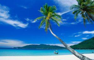 Beaches don't seem bad ;-)