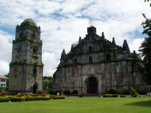 Paoay Baroque Church - Luzon