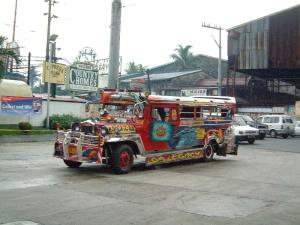 The (in)famous Jeepneys