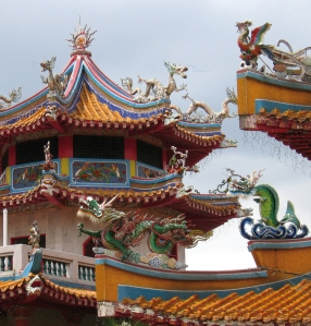 Chinese Temple...