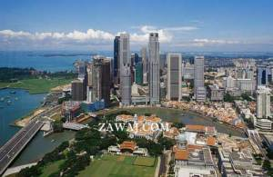 Singapore city (= country)