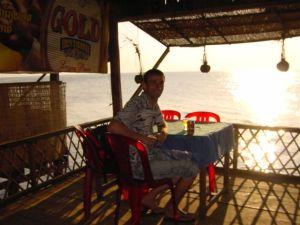 Seafood and Sunset - hmlmm