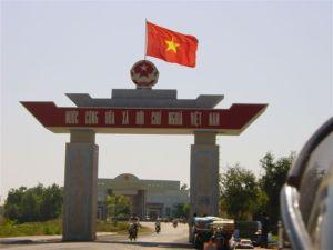 I have arrived in Vietnam