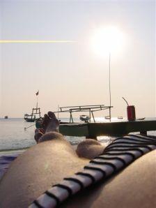 Beach beach beach - what else do you want...