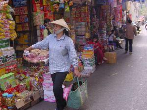 Ha Noi old town
