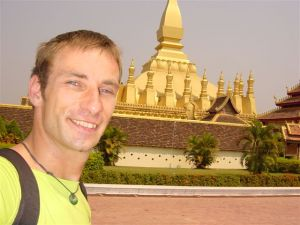 That Luang Temple - the national symbol of Laos