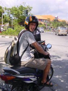 Bali MotoBike Blues
