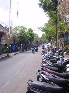 Finally getting to Ubud - Bali