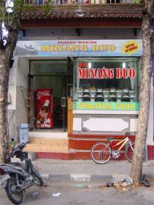 The Warung food show case