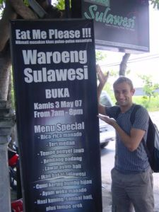 Succulent Sulawesi Food