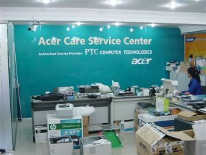 Acer Service Centre in PP - no service