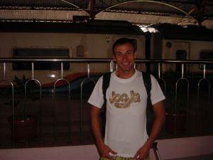 Me and my Jogja T-shirt