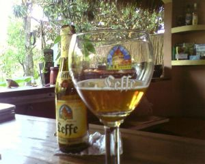 My kingdom for a Leffe Blonde
