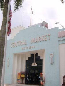 Lovely old but touristy central market