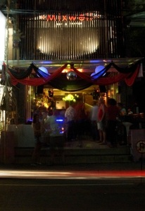 Mixwell bar on Pink street