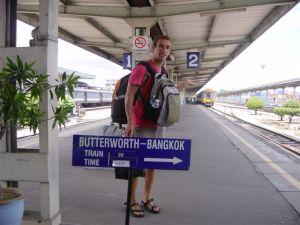 Bye bye Malaysia - Hello Thailand