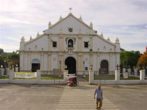 The old Vigan Cathedral