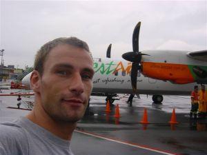 Experiencing Philipino Planes...