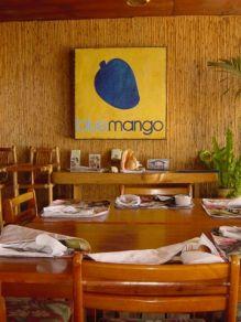 Blue Mango Inn - nice omen