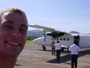 One pilot per passenger