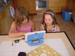 TV & Computer best babysitters ever