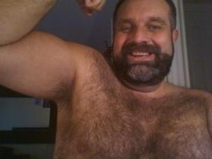 Bear - front side