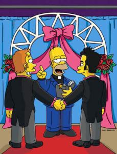 If even the Simpsons do it...