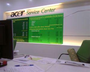 Real service - Acer Bangkok