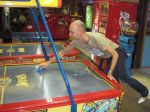 Air hockey - the best thing since sliced bread