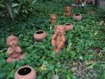The more soft version of the fertility statues