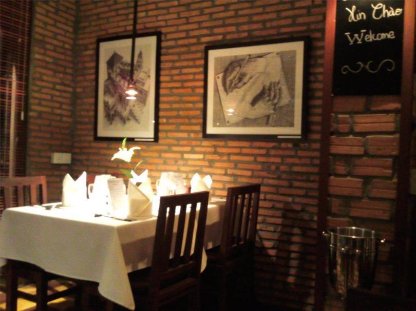 Viet restaurant in Siem Reap